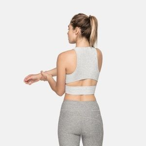 Outdoor Voices Slashback Crop -With free OV tote!